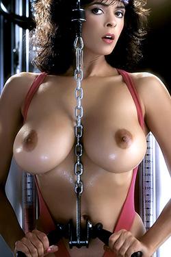 Busty Roberta Vasquez for Playboy Plus