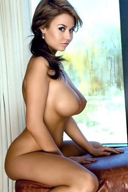 Anastasia Christen For Playboy