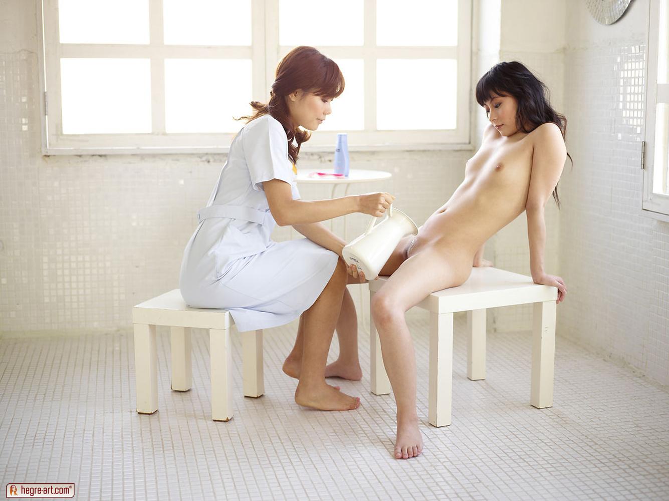женщинам фото осмотров японок совсем так, готово